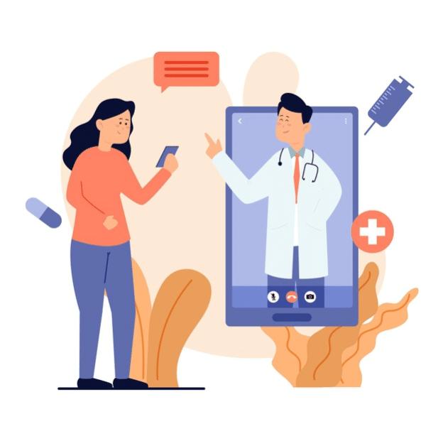 Thiết thế ứng dụng di động chăm sóc sức khỏe từ xa với lợi ích bất ngờ