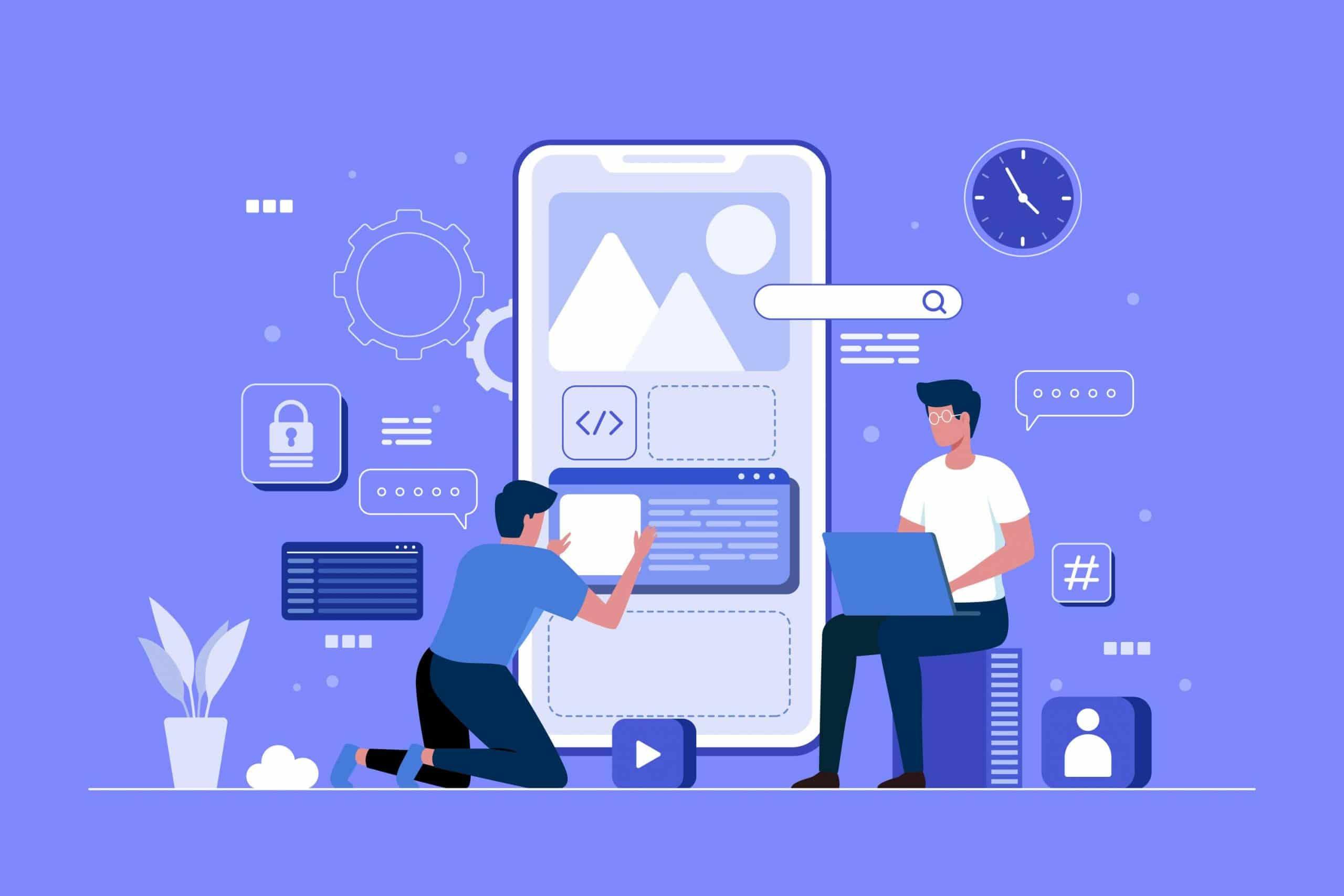 6 Tips để bản thiết kế ứng dụng mobile của bạn toả sáng trên Google Play