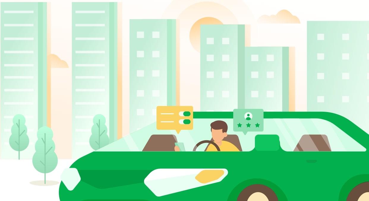 4 Chức năng cơ bản cần có khi thiết kế app gọi xe có thể bạn chưa biết