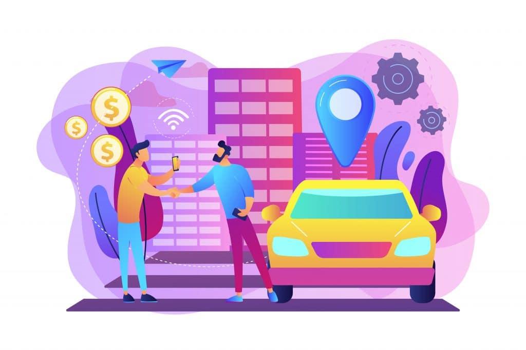 Thiết kế app taxi ở đâu uy tín - chất lượng cho doanh nghiệp năm 2020