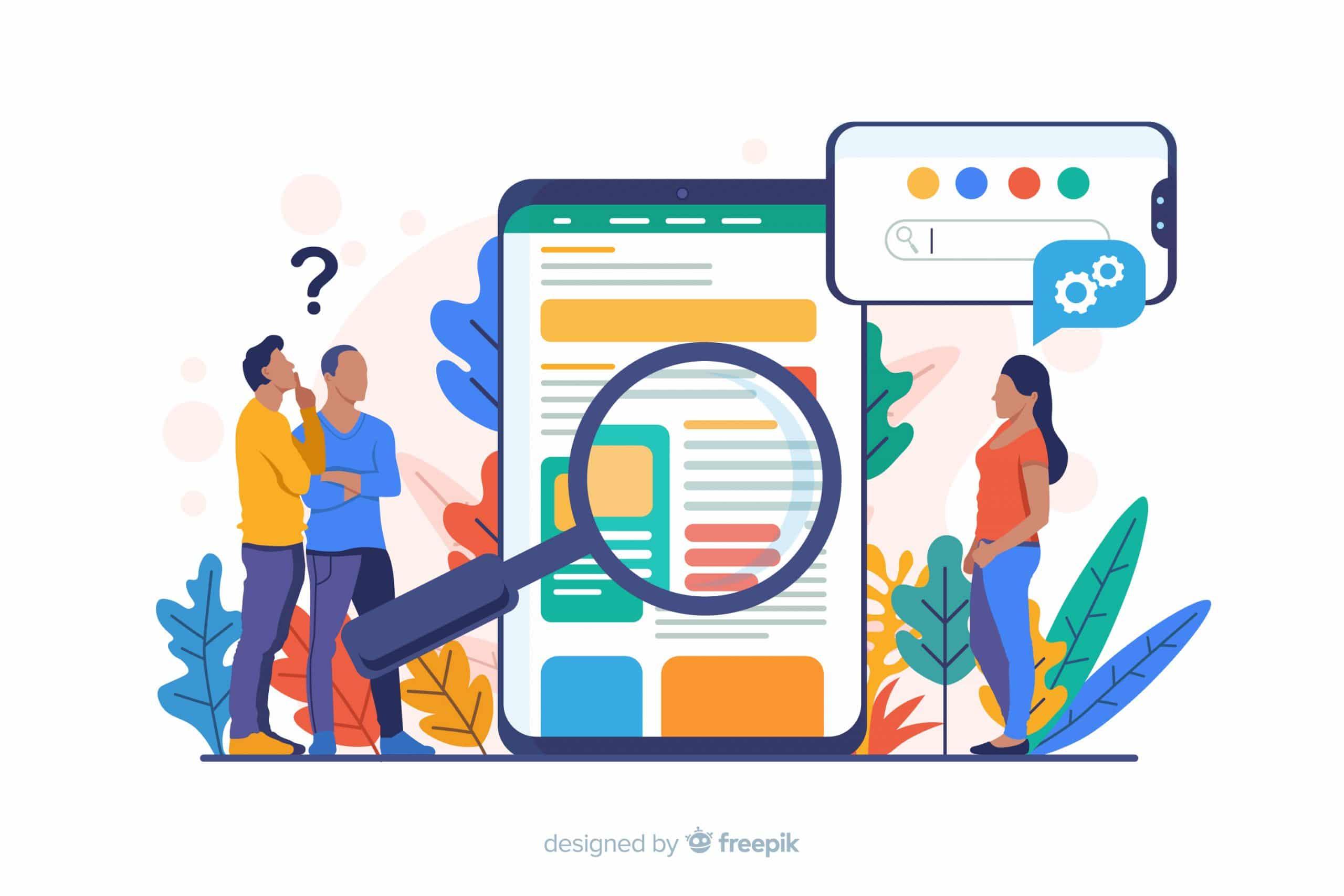 10 yếu tố nhỏ nhưng rất quan trọng khi thiết kế app cho điện thoại